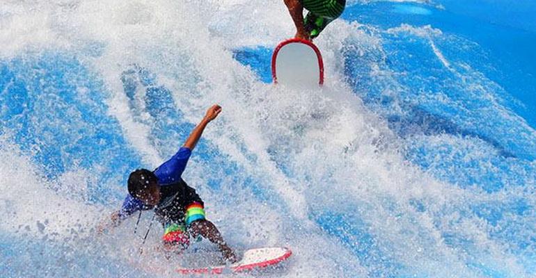 Wave Rider Boracay Activity