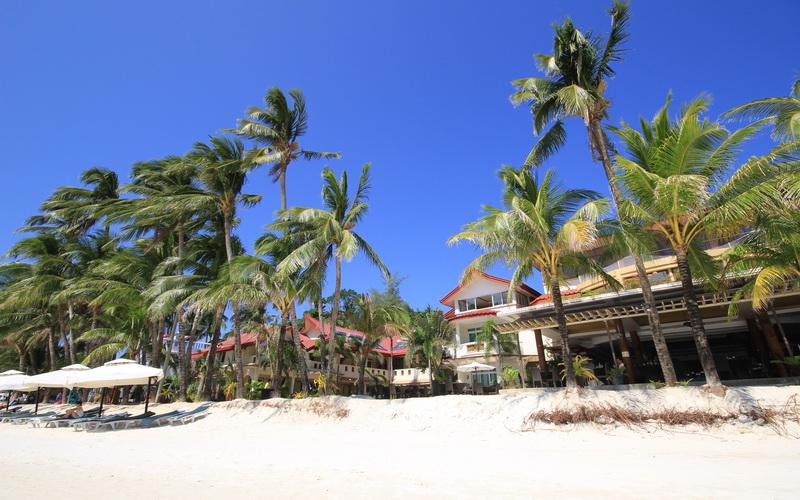 Willys Beach Club Boracay