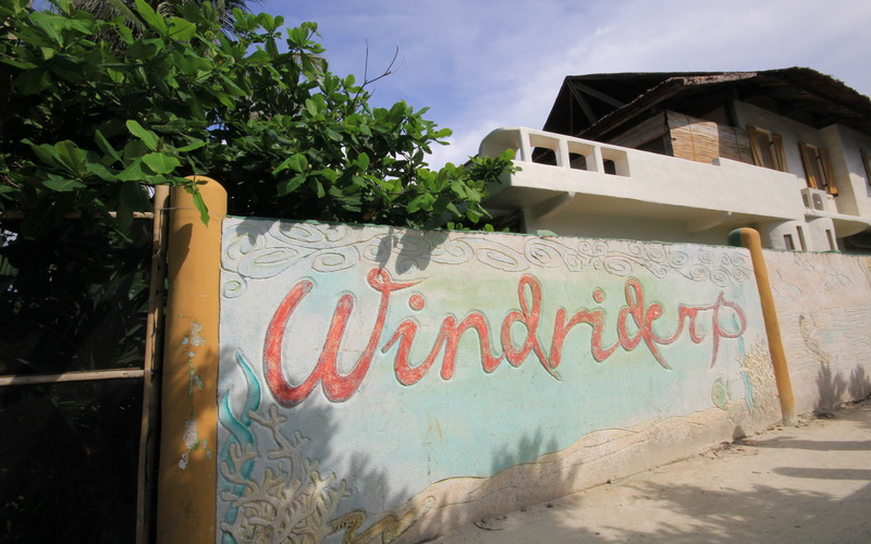 Wind Riders Inn and Cafe Boracay