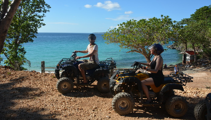 ATV Off Road Boracay Activities