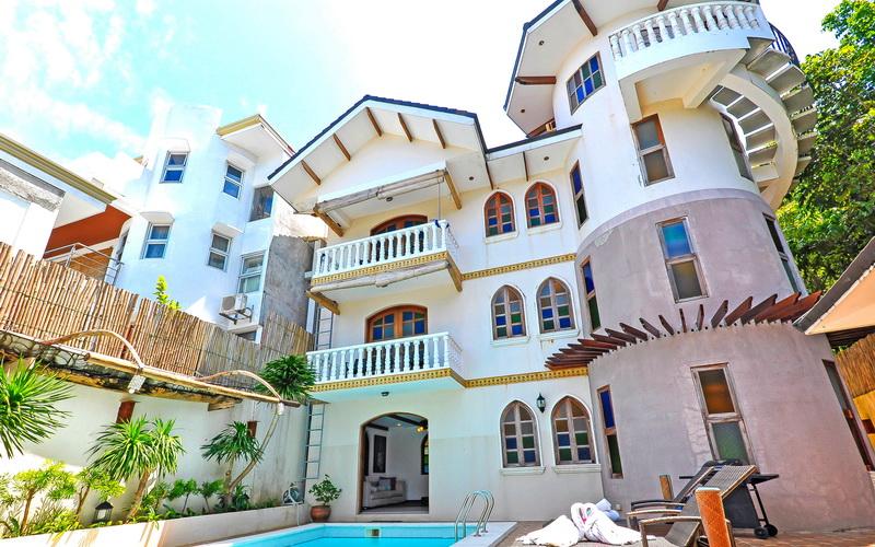 The Villa Boracay