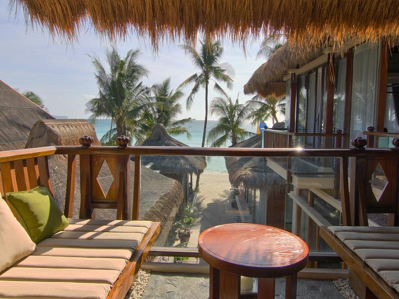 Nezima Beach House Boracay