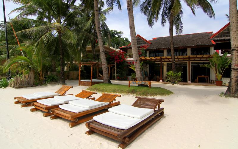 Villa Kaloo Beach House Boracay