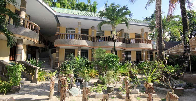 Bamboo Beach Resort Boracay