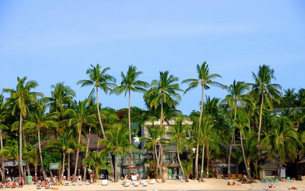 Mactan Beach House Boracay