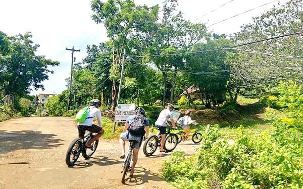 MyBoracayGuide Land Tour Activity