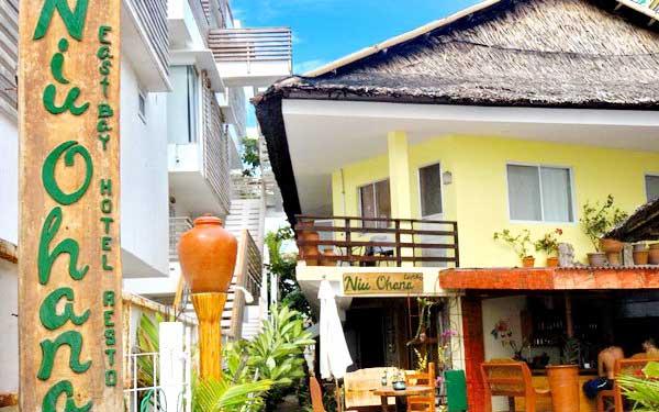 Niu Ohana Hotel Bulabog Boracay