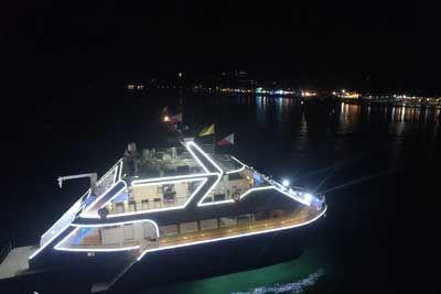 Party Yacht Boracay Activity